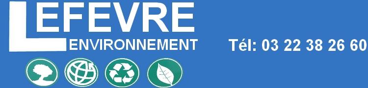 Lefevre Environnement